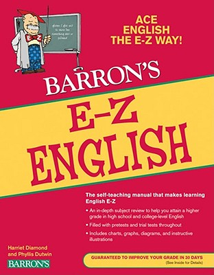 Barron's E-Z English By Diamond, Harriet/ Dutwin, Phyllis
